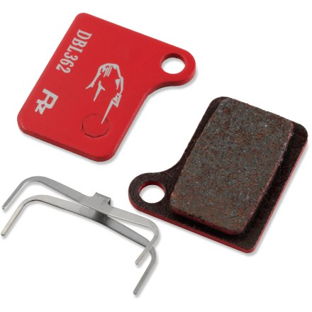 MTB These replacement disk brake pads from Jagwire are designed for use with Shimano Deore M555 hydraulic disc brakes. - $2.93