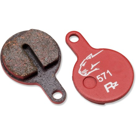 MTB These replacement brake pads from Jagwire are designed for Tektro Lyra and IOX disc brakes. - $22.00
