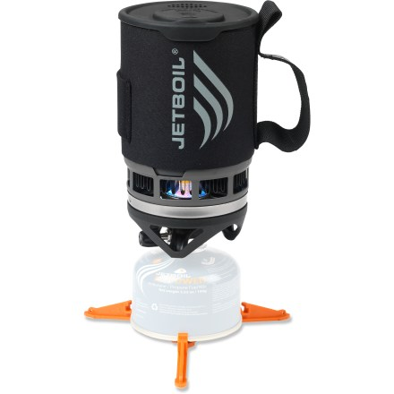 Camp and Hike The Jetboil Zip(TM) stove system delivers the same great performance and reliability of the original Jetboil at an even better price. It's more compact and lighter weight, too! - $79.95
