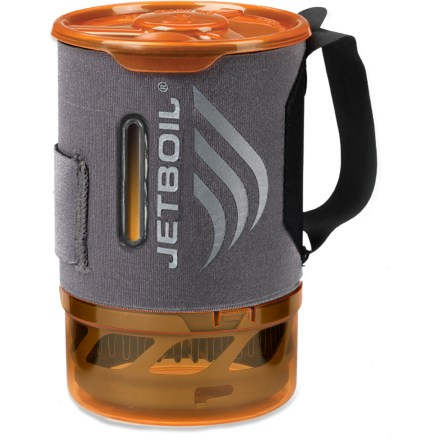 Camp and Hike Expand your lightweight cooking system with the Jetboil Sol(TM) 0.8-liter Aluminum Companion cup. - $36.93