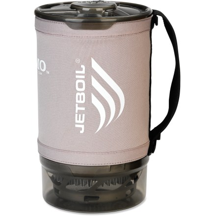 Camp and Hike The Jetboil Sumo(TM) Titanium 1.8-liter Companion cup expands your lightweight cooking system so you can whip up meals and hot drinks for your group. - $77.93
