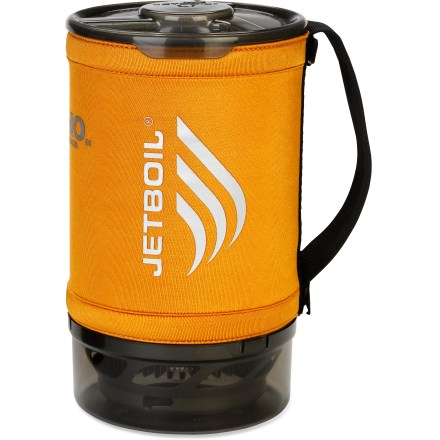 Camp and Hike The Jetboil Sumo(TM) cooking system incorporates the all-weather Sol(TM) burner with the large-volume Sumo companion cup to meet your group cooking needs on backcountry trips. - $139.95