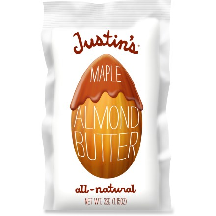 Camp and Hike Justin's All Natural Nut Butter Blend is the perfect snack for people on the go! - $1.50