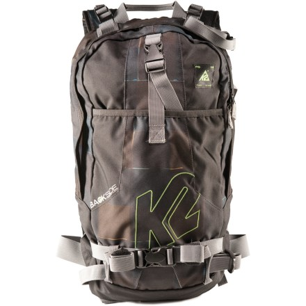 Climbing Stocked with an avalanche shovel and probe, the compact K2 Pilchuck Backcountry Pack kit is designed for skiers and snowboarders who like to hike for fresh snow. - $119.93