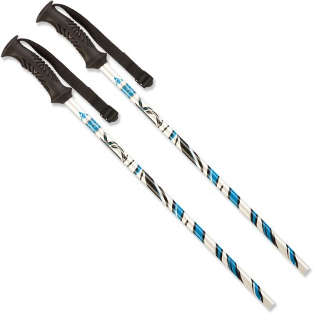 Ski The K2 Chic Style ski poles combine durability and easy style. - $15.83
