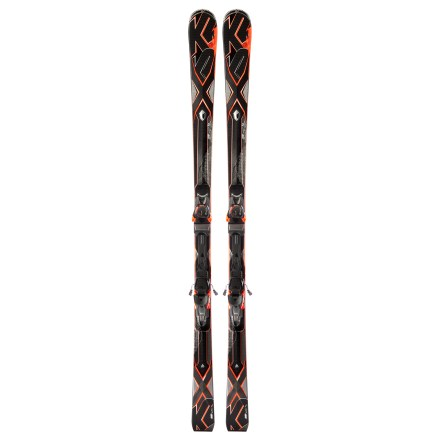 Ski There's fast, and then there's the K2 A.M.P. Bolt skis with bindings. - $439.83