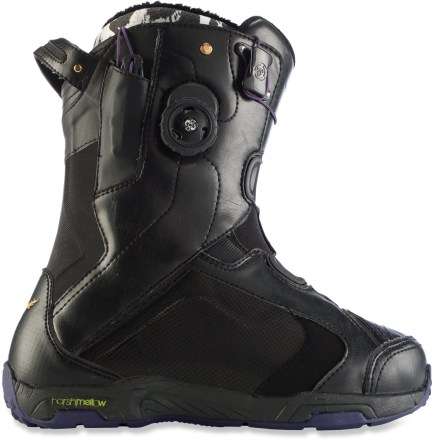 Snowboard When you're looking for luxury in every detail, the K2 Portrait snowboard boots set a new standard with lasting wear and refined style. - $118.73