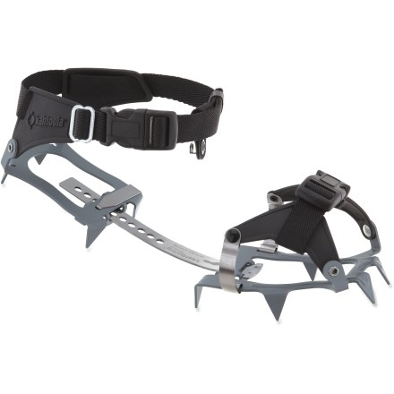 Camp and Hike Walk, hike and explore winter terrain with confidence in the Kahtoola K-10 Hiking Crampons, a light, flexible traction system designed for use with everyday footwear. - $99.95