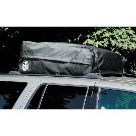 Camp and Hike The Kango Hurricane 14 RoofPouch Cargo Carrier is a tough cartop luggage and gear carrier that's ideal for most vehicles-with or without a roof rack. - $90.00