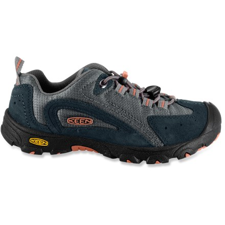 The airy Keen Parker shoes will keep little feet cool and comfortable as kids go about their day, from the playground to the classroom. - $11.83