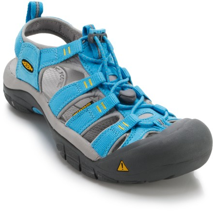 Entertainment Made with nylon webbing, the all-terrain Keen Newport H2 sandals for women provide protection, function and freedom for your feet. - $49.93