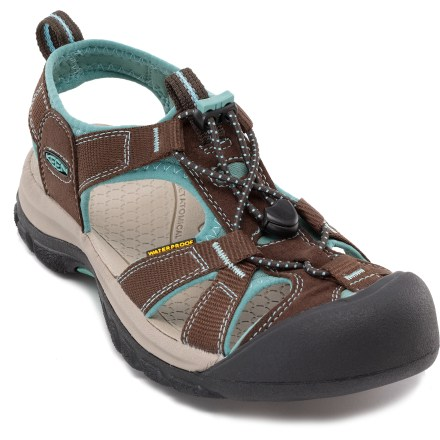 Entertainment These women's Keen Venice H2 sandals offer ample ventilation, a secure fit and a more streamlined design--ideal for adventures both in and out of the water. - $46.83