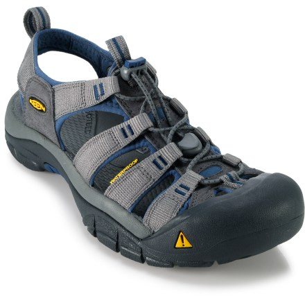 Entertainment Made with tough nylon webbing, the all-terrain Keen Newport H2 sandals provide protection, function and freedom for your feet. - $99.95