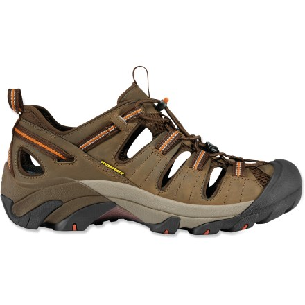 Entertainment The Keen Arroyo II multisport sandals combine the comfort of sandals with trail-like support and protection. - $38.73