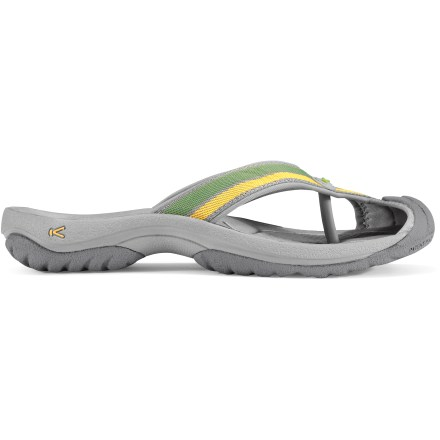 Entertainment The Keen Waimea H2 flip-flops bring the comfort of your favorite Keen shoes to the beach. - $26.73