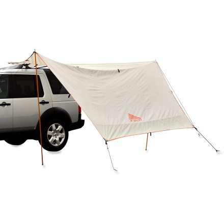 Camp and Hike The Kelty Car Tarp provides the right amount of protection and everything else you need to ensure a near-perfect, hassle-free fit to your car. - $96.93