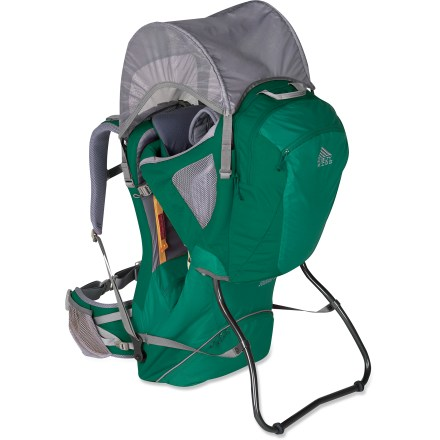 Camp and Hike The Kelty Journey 2.0 child carrier offers comfort and convenience that is sure to please parents and little ones alike, with a refined, comfortable and easy-to-use design. - $259.95