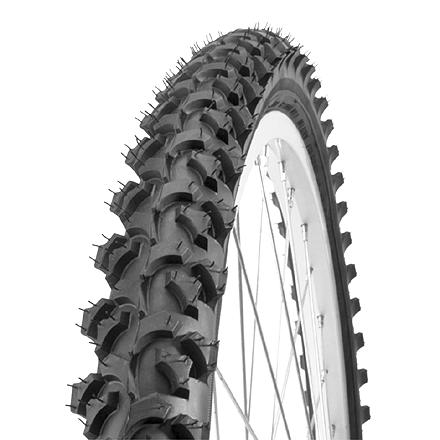 MTB 24-inch mountain bike tire - Ideal for the entry level junior mountain biker - $17.00
