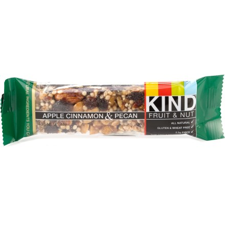 Camp and Hike Enjoy a nutritious and delicious KIND Fruit and Nut bar the next time you need a midafternoon snack. - $2.25