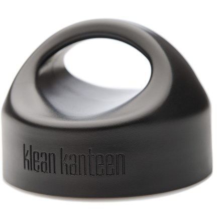 Camp and Hike Here's a replacement Klean Kanteen Wide-Mouth Loop-Top cap in case you lose yours. - $5.95