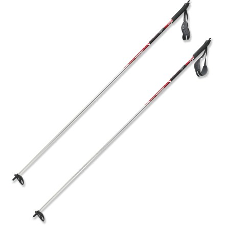 Ski The Komperdell BC Adventure ski poles are built for backcountry explorations. - $23.73