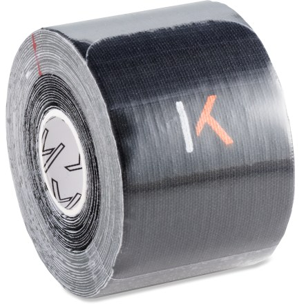 Camp and Hike The KT Tape therapeutic tape includes 20 precut strips that can be used to provide support and stability for muscles, joints and tendons. - $8.93