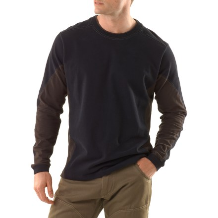 Wear the midweight Kuhl Kontendr shirt all year around to stay warm and stylish. - $15.83