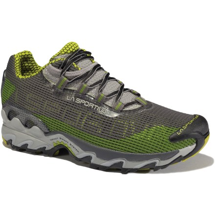 Fitness For neutral runners wanting superb cushioning on their trail runs, look no further than the Wildcat from La Sportiva. - $110.00