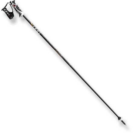 Ski With an advanced integrated security system and grips built for speed, the Leki Composite 16S ski poles meet the demands of hard-charging, expert skiers. - $89.83