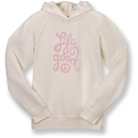 The Life is good(R) Goodie Hoodie top looks great, no matter the occasion. - $23.73