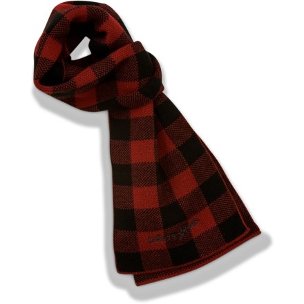 The Life is good(R) Woodsman scarf wraps a boy in soft warmth. Soft acrylic insulates even when wet, but unlike wool, it doesn't itch, and it dries quickly when damp. Scarf measures 50 x 6 in. Closeout. - $12.93