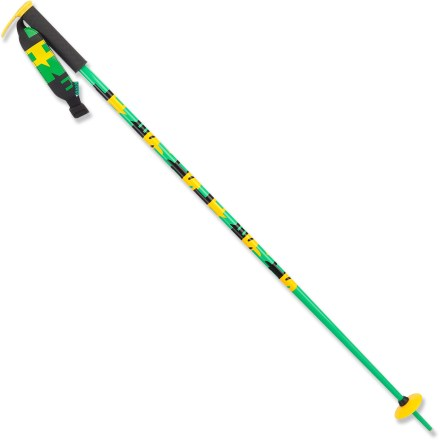 Ski From boxes to rails to cliffs in the backcountry, the Line Pin ski poles get the job done right. - $32.93