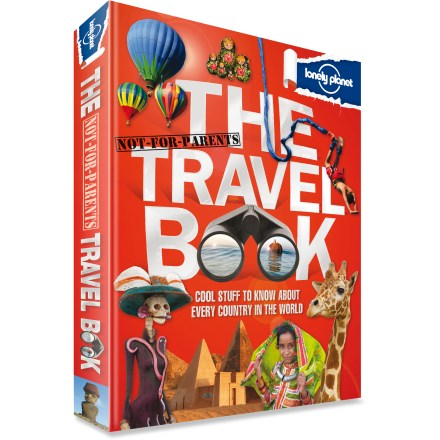 In pages of The Not-For-Parents Travel Book are the epic events, amazing animals, hideous histories, funky foods and crazy facts that make the world's 200 countries so fascinating for kids. - $19.98
