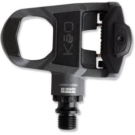 Fitness The Look KeO Classic road pedals feature a large contact surface, and are one of the lightest in their category. Plus, they're a great value. - $58.93