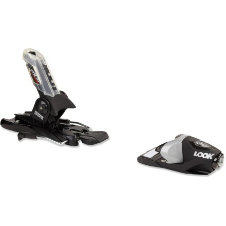 Ski The wide Look PX 10 Wide downhill ski bindings offer reliable protection from prerelease and unexpected falls. - $71.93
