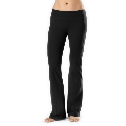 Fitness Soft, stretchy and flattering, the lucy Hatha pants help you relax and find your center. - $61.93