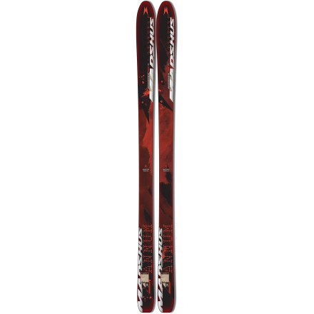 Ski The Madshus Annum Omni skis let you shed the weight of portly boards while maintaining downhill performance. - $164.93