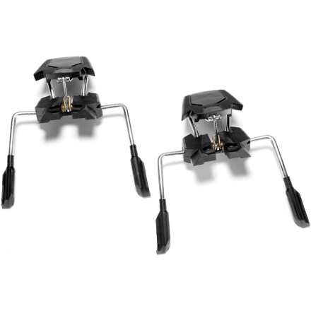 Ski These wide ski brakes work with the royal family of Marker bindings: the Jester, Griffon, Baron and Duke. - $49.95