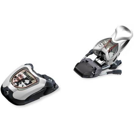 Ski For up and coming freestyle masters the Marker M 7.0 Free bindings provide reliable release and great skiing performance. - $71.83