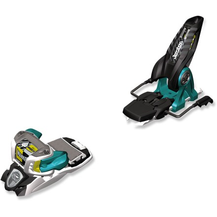 Ski The Marker Jester B110 downhill ski bindings meet the aggressive demands of big mountain and freeride applications. - $229.83