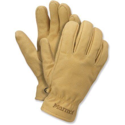 Entertainment Built for tough jobs in the outdoors, Marmot Basic Work gloves keep your hands warm without giving up dexterity. - $40.00