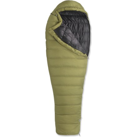 Camp and Hike Backpacker April '08 proclaims the Marmot Hydrogen bag is ''sleep-anywhere evidence that luxury and lightweight can go hand in hand.'' - $274.93