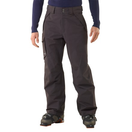Ski Sturdy and waterproof, the Marmot Motion shell pants keep you comfortable, dry and protected from the elements. - $99.83