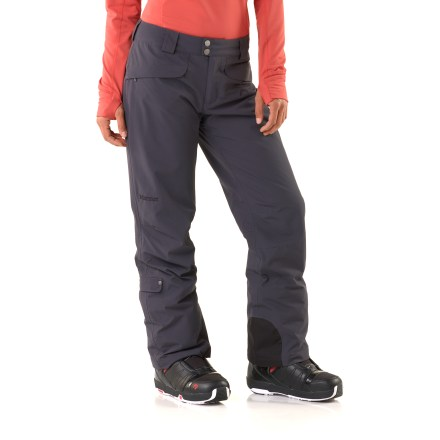 Ski The women's Marmot Skyline insulated pants keep you warm and dry when you're spending the day making new tracks or sniffing out ungroomed terrain. - $119.93