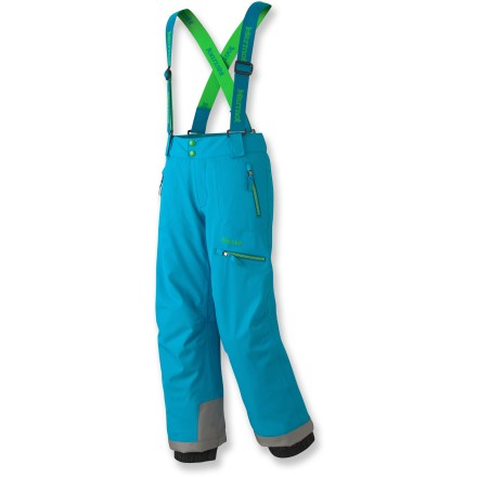 Ski The waterproof and breathable Marmot Starstruck pants let girls take to the snow in comfort and confident style. - $61.83