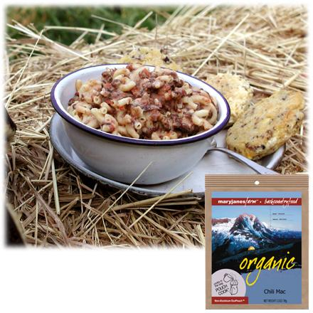 Camp and Hike You can satisfy the hungriest of campers and hikers with this crowd-pleasing mix of beans, cheeses and pasta. - $5.93