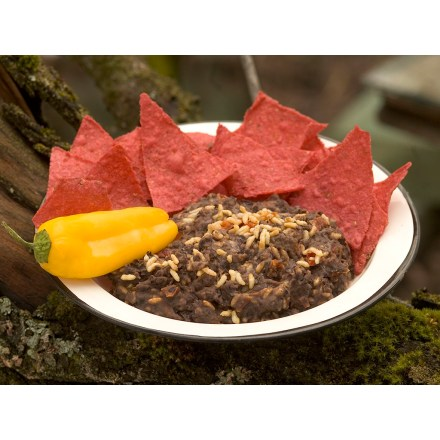 Camp and Hike Add a little spice to your next trail meal with this delectable blend of black beans, rice and cheese from MaryJanesFarm. - $9.25