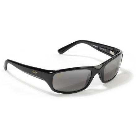 Entertainment Keep out the stinging glare of the sun with color-boosting Stingray sunglasses with Maui Jim PolarizedPlus2(R) technology. - $229.00