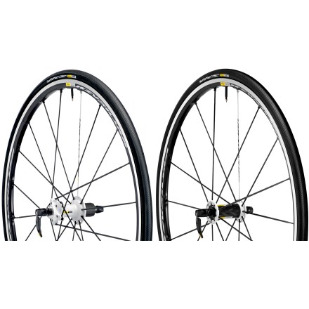 Fitness Taking weight savings seriously, the Mavic Ksyrium SL S wheelset sheds grams while maintaining reliability and high-end performance. - $689.93