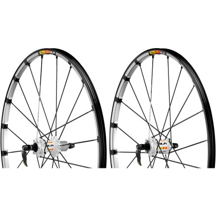 MTB Lithe and lightning fast, the Mavic Crossmax SLR 29er Disc mountain bike wheelset is built to meet the demands of cross-country racing. - $593.93